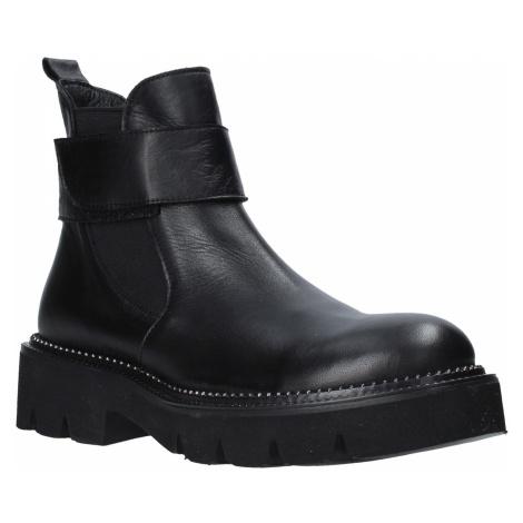Bueno Shoes 20WR3404 Černá