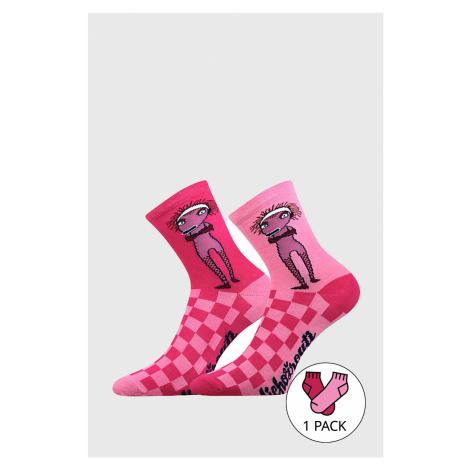 Dívčí ponožky Lichožrouti Žiletka Boma
