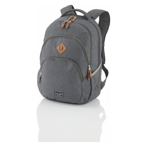 Travelite Batoh na notebook Melange Anthracite 22 l 15.6""