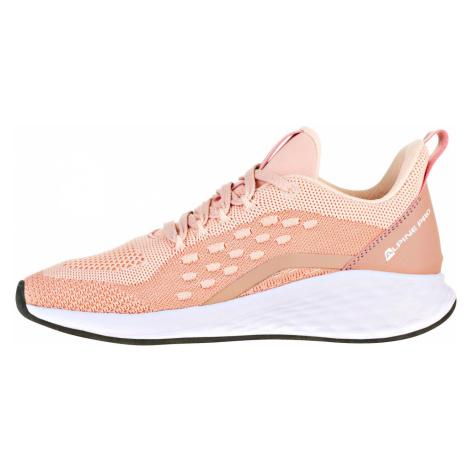 ALPINE PRO RACIA Dámská městská obuv LBTR230328 peach pink