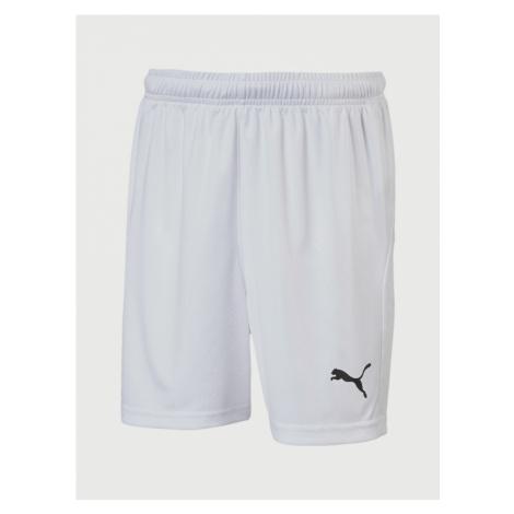 Kraťasy Puma Liga Shorts Core Jr Bílá