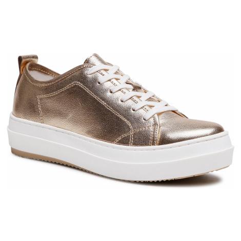 Sneakersy LASOCKI - WI23-VESA-02 Gold
