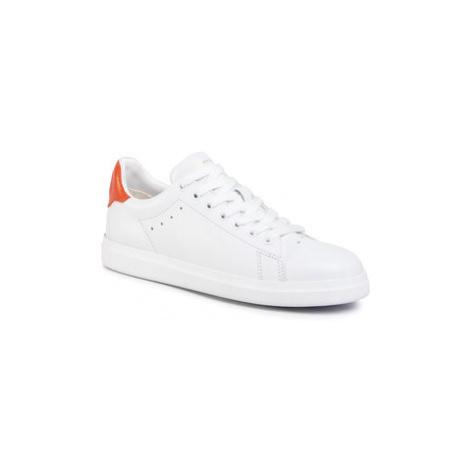 Tory Burch Sneakersy Howell Court 73057 Bílá