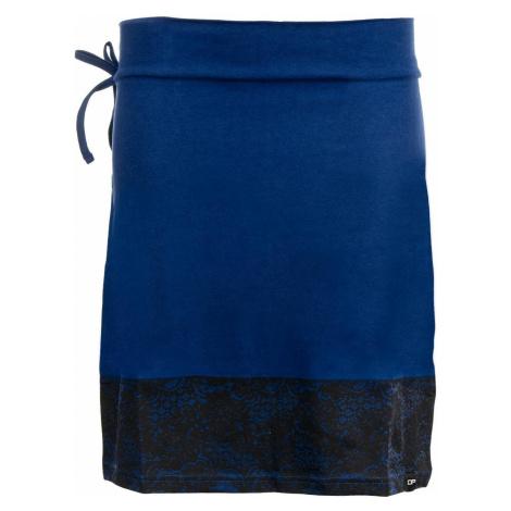 Dámská sukně Alpine Pro VAILA - tmavě modrá