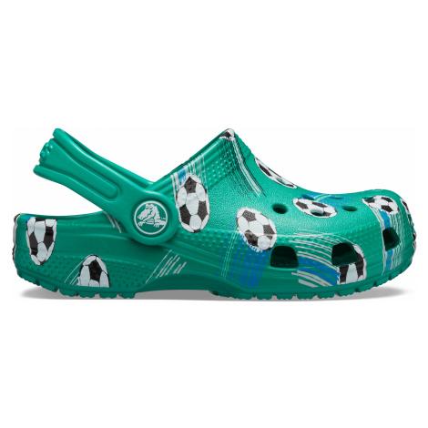 Crocs Classic Sport Ball Clog PS Deep Green C8