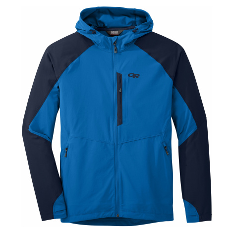 pánská bunda OUTDOOR RESEARCH Men's Ferrosi Hooded Jacket, Glacier/Night