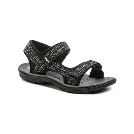Magnus 351-0001-T1 černé pánské sandály Černá