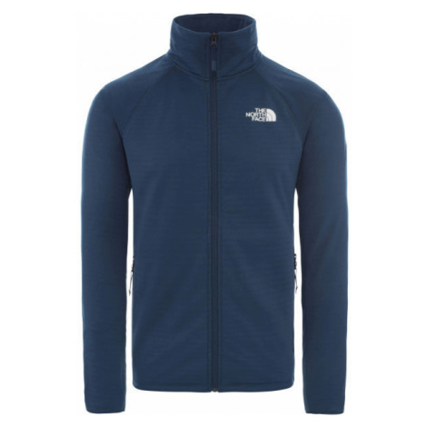 The North Face MEN'S ECHO ROCK FULL ZIP JACKET tmavě modrá - Pánská bunda