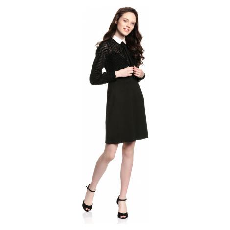 Krajkové šaty černé Vive Maria Julie