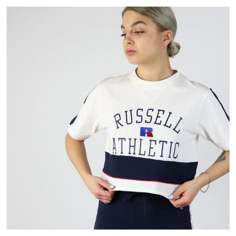 Lauren Crop Tee Shirt Russell Athletic