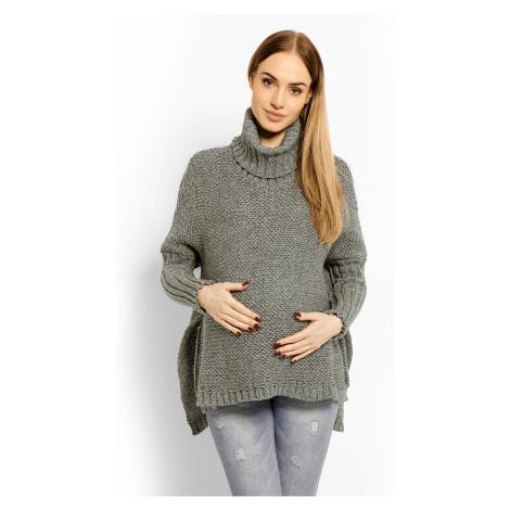 Těhotenský svetr model 113228 PeeKaBoo universal