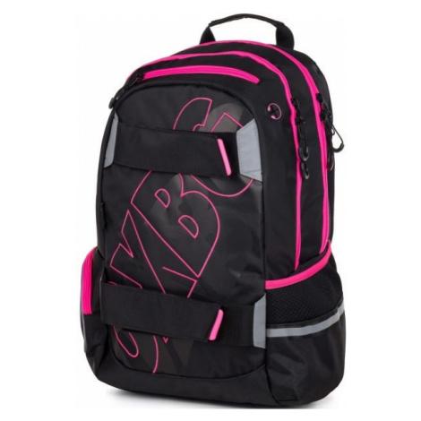 Oxybag OXY SPORT černá - Studentský batoh