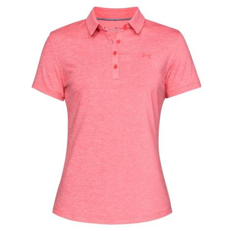 Dámské tričko Under Armour Zinger Růžová