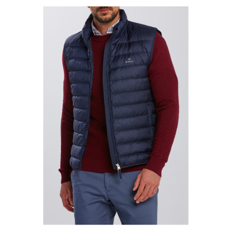 VESTA GANT THE LIGHT DOWN GILET