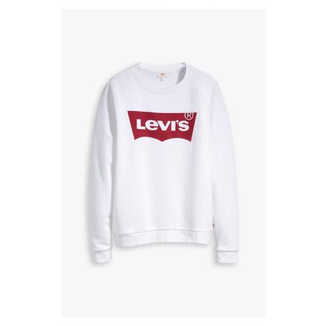 Levis dámská bílá mikina 29717-0014