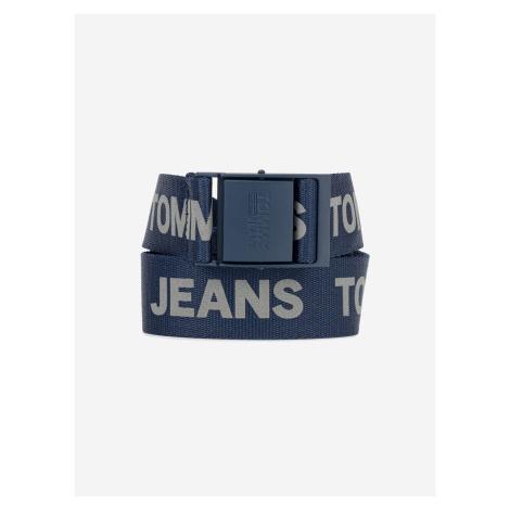 Pásek Tommy Jeans Modrá Tommy Hilfiger