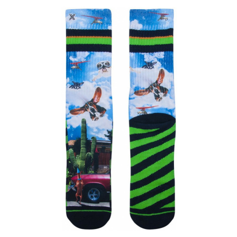 XPOOOS pánské ponožky 60199 - Vícebarevné