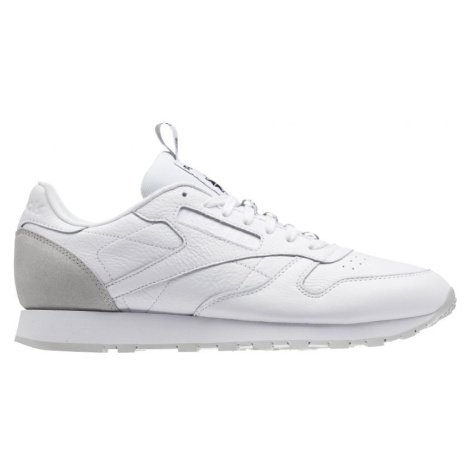 BOTY REEBOK CL LEATHER IT - bílá