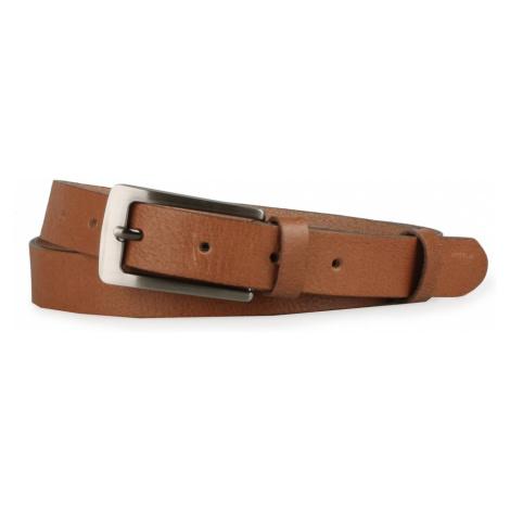 Penny Belts Dámský úzký kožený opasek 176 - 100