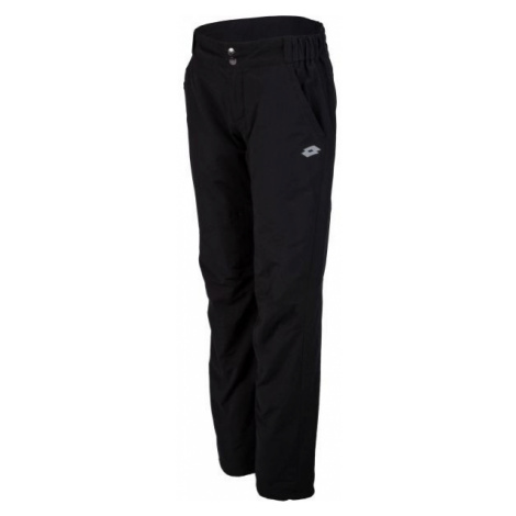 Lotto STEFANIA černá 42 - Dámské zateplené kalhoty