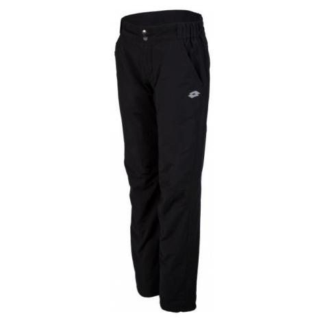 Lotto STEFANIA černá - Dámské zateplené kalhoty