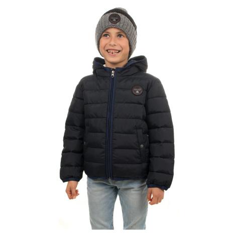 Napapijri dětská bunda černá