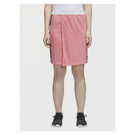 CLRDO Sukně adidas Originals Růžová