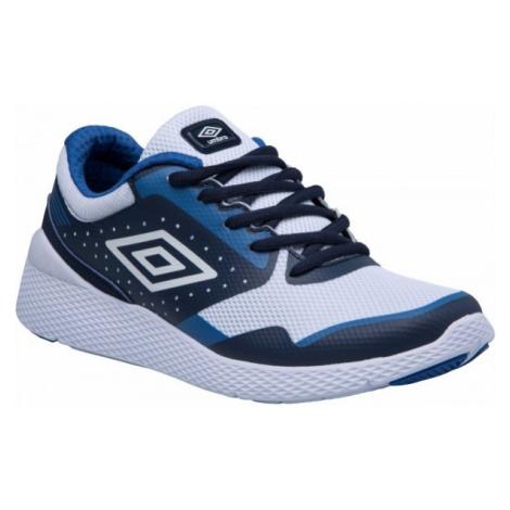 Umbro RATIO II modrá - Pánská volnočasová obuv
