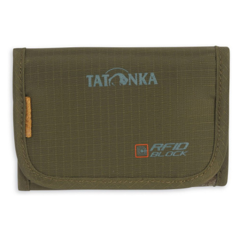Peněženka TATONKA Folder Rfid B olivová