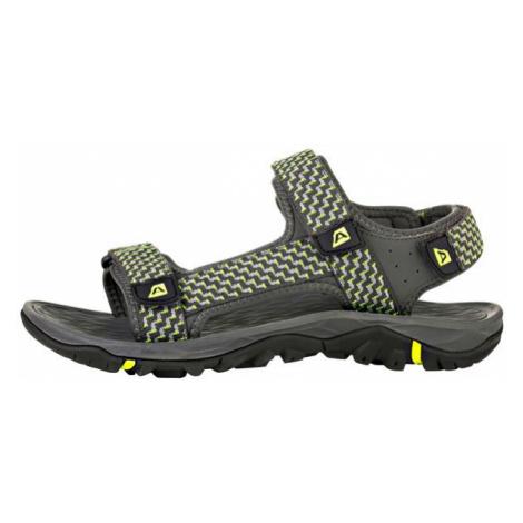 Benne šedá letní sandály ALPINE PRO
