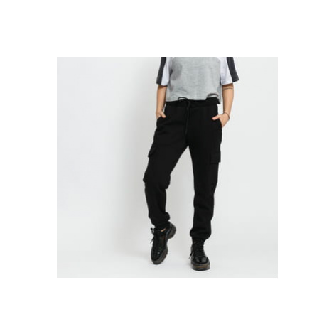 Urban Classics Ladies Cargo sweat Pants černé