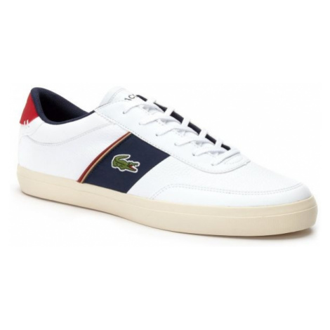 Lacoste COURT-MASTER 319 bílá - Pánské nízké tenisky