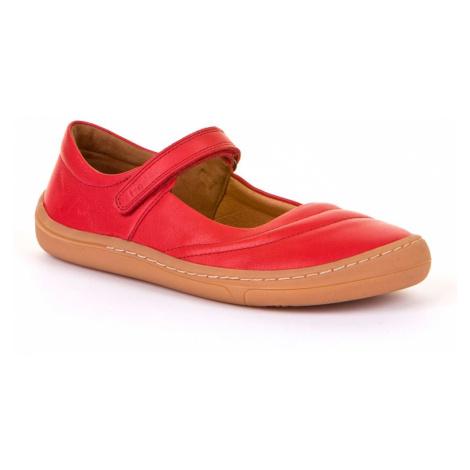 boty Froddo baleríny red G3140124 AD