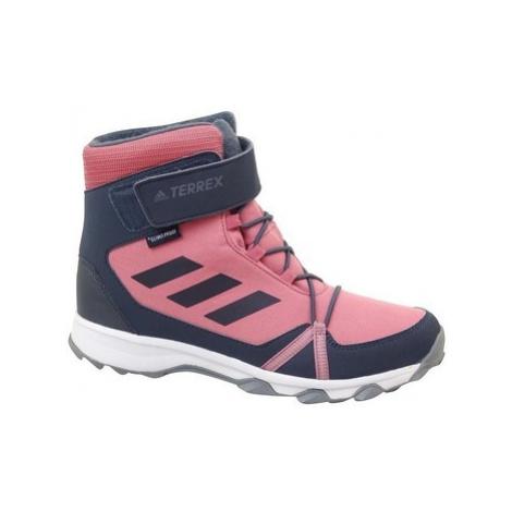 Adidas Terrex Snow CF CP C ruznobarevne