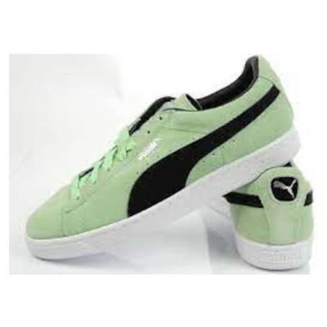 Puma Boty Suede Classic + Patina Green-Black