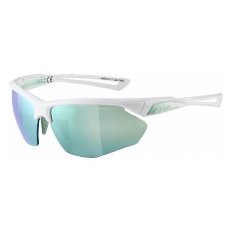 Alpina Sports NYLOS HR bílá - Unisex sluneční brýle