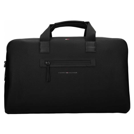 Pánská cestovní taška Tommy Hilfiger Ronny - černá