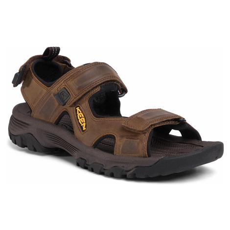 Sandály KEEN - Targhee III Open Toe Sandal 1022423 Bison/Mulch