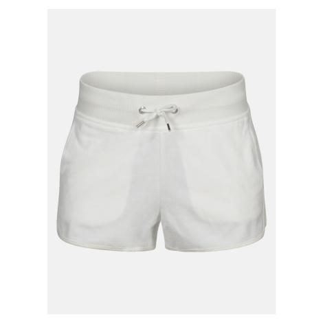 Šortky Peak Performance W Original Velour Shorts - Bílá