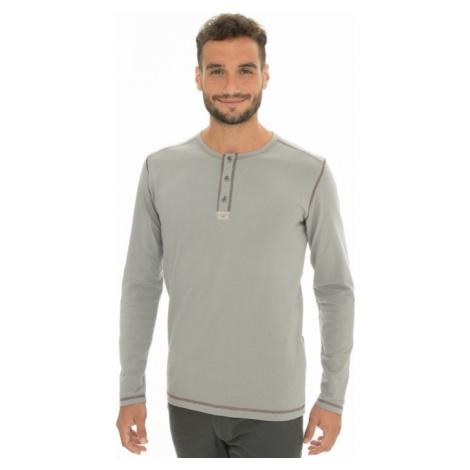 Pánské tričko BUSHMAN KRAMER II světle šedá