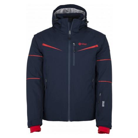 Pánská zimní lyžařská bunda KILPI MARTIN-M tmavě modrá