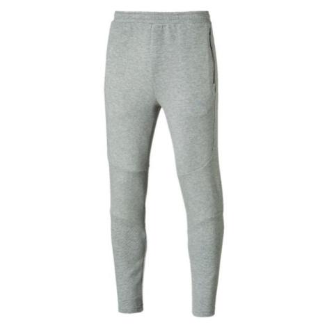 Puma EVOSTRIPE PANTS šedá - Pánské kalhoty
