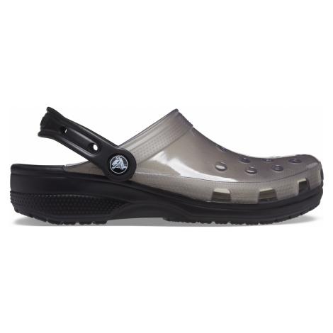 Crocs Classic Translucent Clog Blk