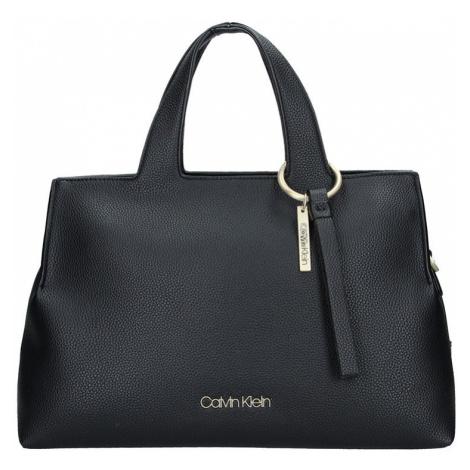 Dámská kabelka Calvin Klein Neam - černá