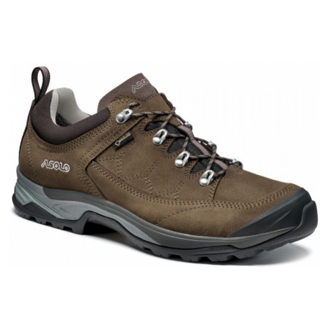 Pánská obuv Asolo Falcon Low Lth GV MM dark/brown UK