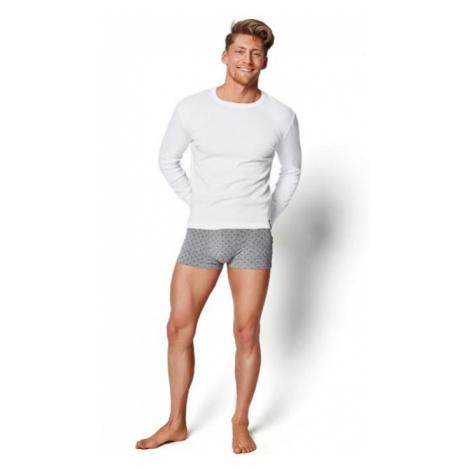 Pánské tričko Henderson 2149 BT bílé | bílá