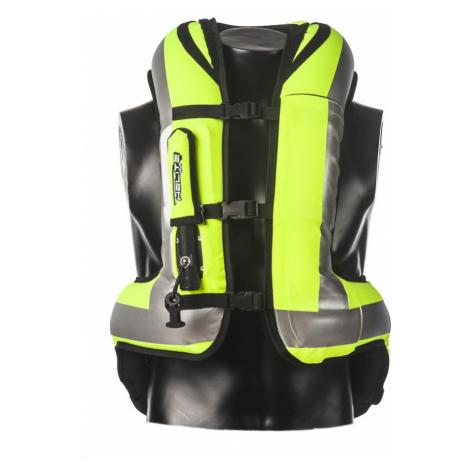 Airbagová Vesta Helite Turtle Hivis 1 Rozšířená Žlutá