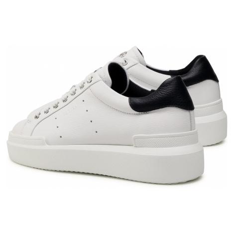 Sneakersy BOGNER - Hollywood 1 D 22120115 White/Black 023