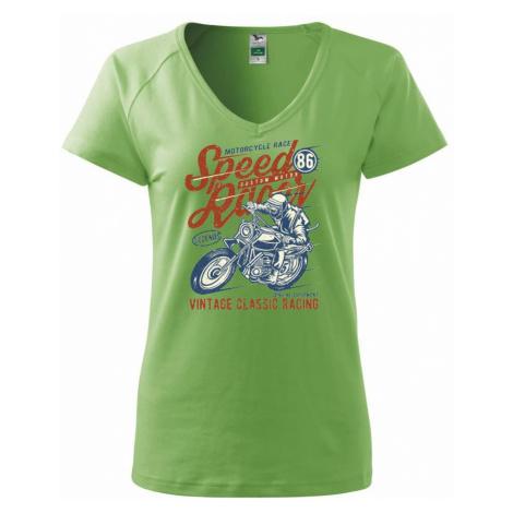 Speed Racer 2 - Tričko dámské Dream