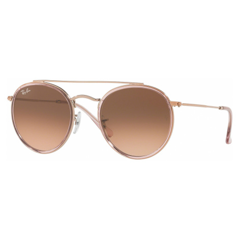 Ray-Ban Round Double Bridge RB3647N 9069A5